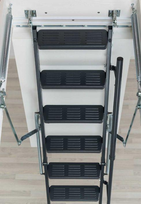 Loft Ladder Clickfix 174 Thermo Comfort Titan Ladders