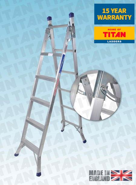 Aluminium 3 Way - Trade (Heavy Duty)